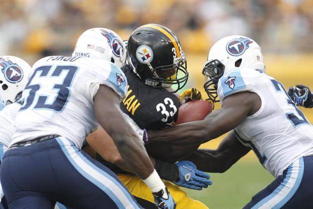 5 Biggest Takeaways from Pittsburgh Steelers' 2013 Opener