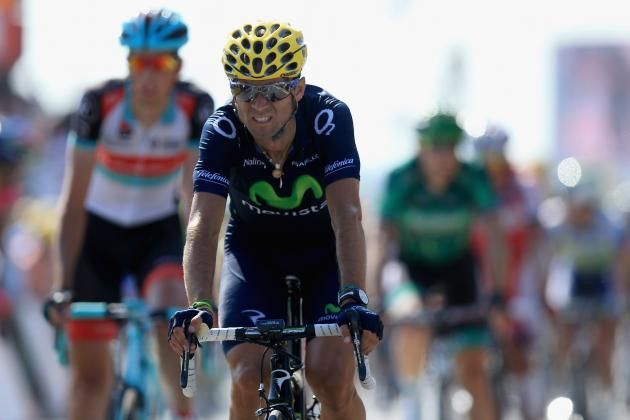 Vuelta a Espana 2013 TV Coverage: Complete Viewing Info for Remaining Stages