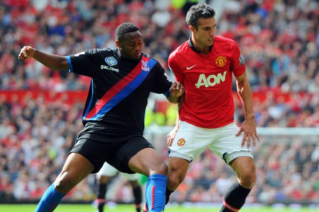 Manchester United vs. Crystal Palace: EPL Live Score, Highlights, Recap