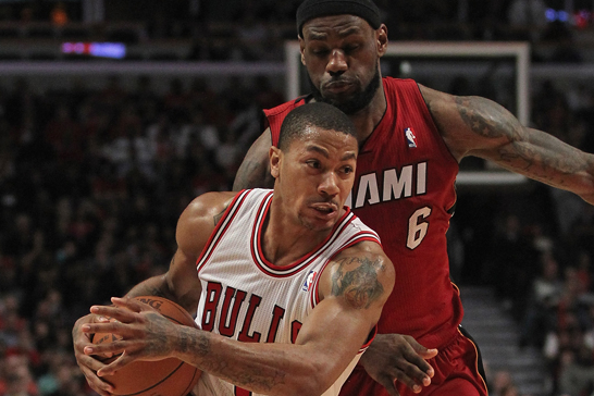 Derrick Rose, at Long Last, Says He Is 100 Percent