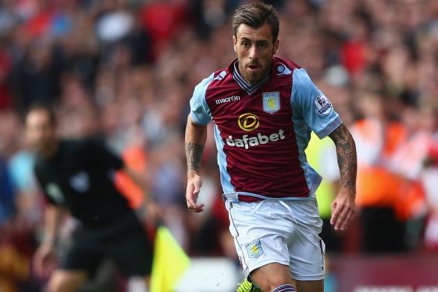 Aston Villa Announce Starting XI