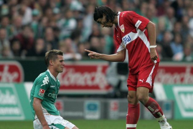 Werder Bremen Lose to Eintracht Frankfurt 3-0