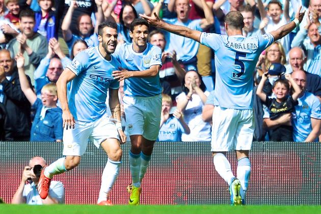 Stoke City vs. Manchester City: Premier League Live Score, Highlights, Recap