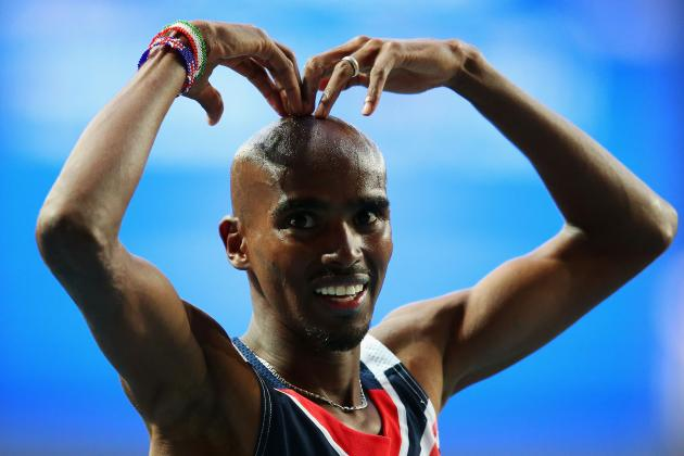 Great North Run 2013: Mo Farah Will Assert Global Dominance in Newcastle Outing