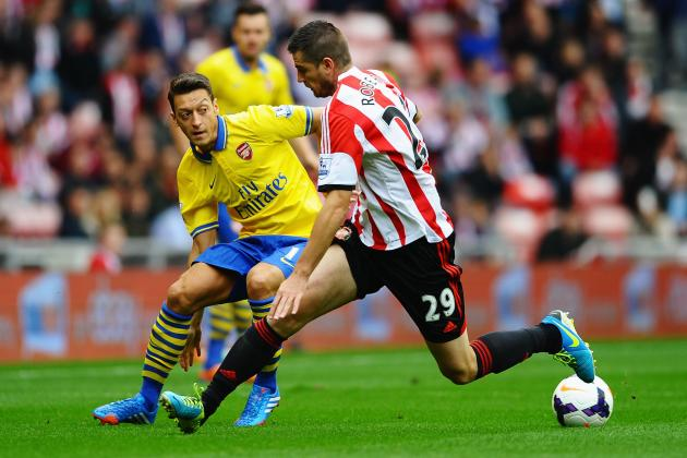Sunderland vs. Arsenal: Premier League Live Score, Highlights, Recap