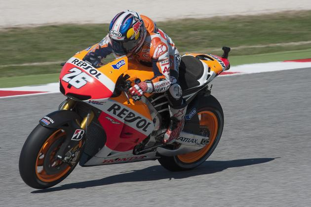 San Marino MotoGP 2013: Misano Meeting Dani Pedrosa's Last Shot at Glory
