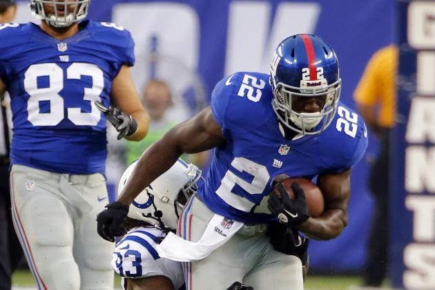 Fantasy Football 2013: 6 Players Who Have Not Changed at All Since Last Year