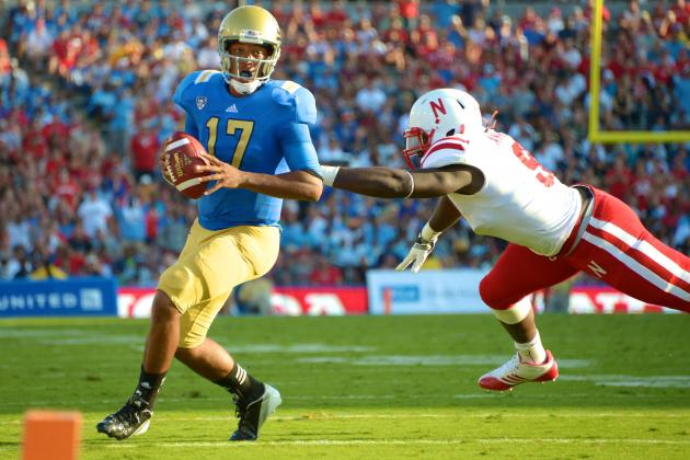 UCLA and Nebraska: Live Scores and Highlights