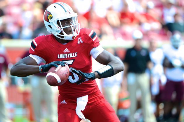 Louisville vs. Kentucky: Live Score and Highlights