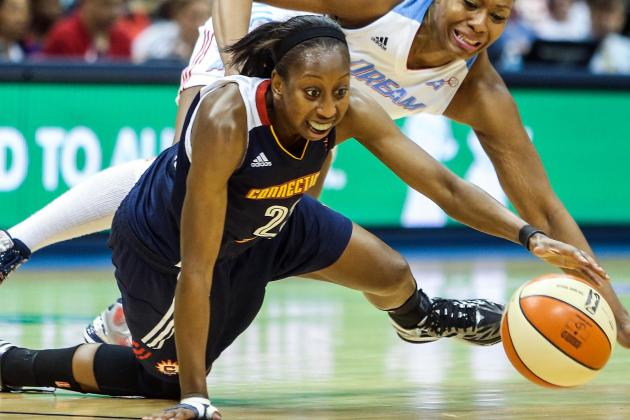 Connecticut Sun Clinch WNBA's Worst Record