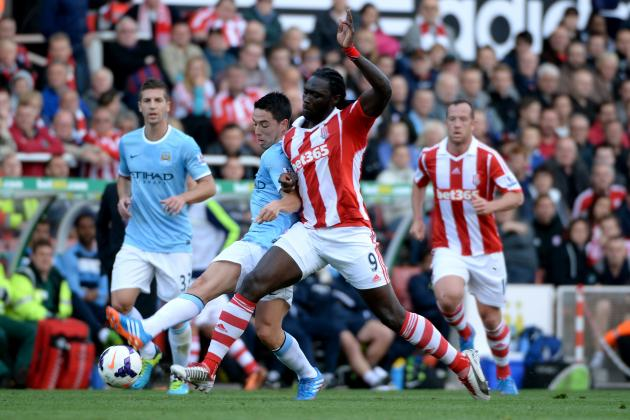 Stoke City vs. Manchester City Score, Grades and Post-Match Reaction