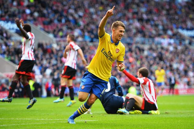 Sunderland vs. Arsenal Score, Grades and Post-Match Reaction