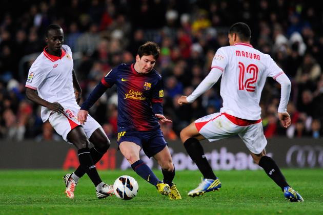 Barcelona vs. Sevilla: La Liga Live Score, Highlights, Recap