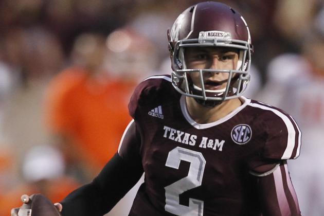 Johnny Manziel Can Put Scandals Behind Him by Destroying Alabama