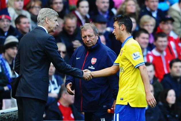 Sunderland vs. Arsenal: The Mesut Ozil Era Begins in Style