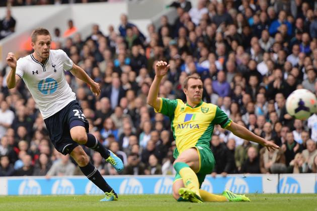 Tottenham vs. Norwich Score, Grades and Post-Match Reaction