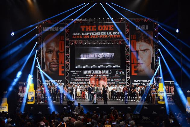 Mayweather vs. Canelo Fight Time: What to Know Leading Up to Bout