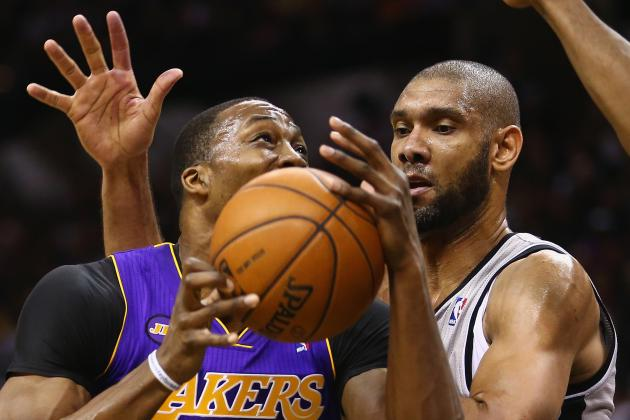 Ranking the NBA's Top 5 Centers and Power Forwards of 2013-14 Season