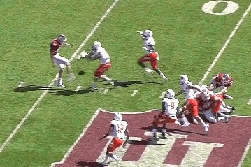 Bowling Green's Paul Senn Executes the Slickest Punt Block You've Seen This Year