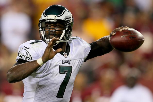 Why Michael Vick Had the Most Impressive Season Debut