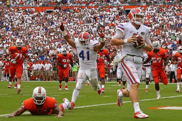 Gators' Offense: How Brent Pease Is Adding an Element of Creativity in 2013