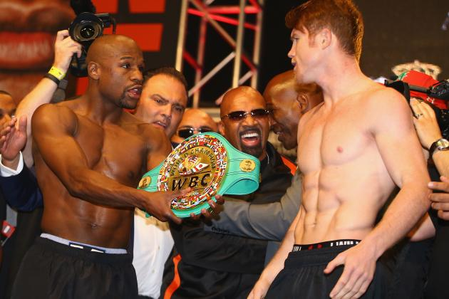 Mayweather vs. Canelo 2013: Latest Buzz on Why Money Will Move to 45-0