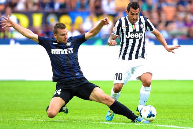 Inter Milan vs. Juventus: Live Score, Highlights, Recap