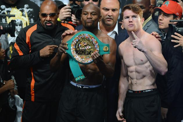 Floyd Mayweather Will Earn Tactical Victory Against Canelo Alvarez