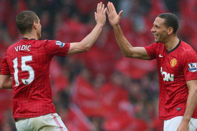 Ferdinand and Vidic Are Rolling Back the Years at Manchester United