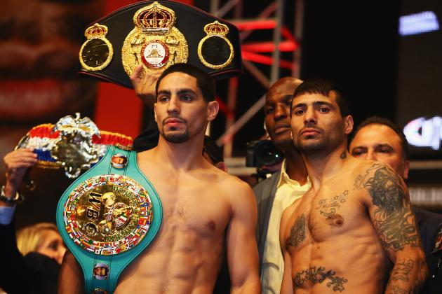 Danny Garcia vs. Lucas Matthysse: Keys to Victory for Each Fighter
