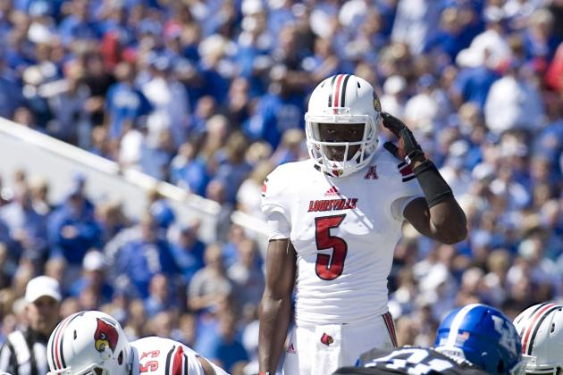 Teddy Bridgewater's Updated 2013 Heisman Outlook After Win over Kentucky