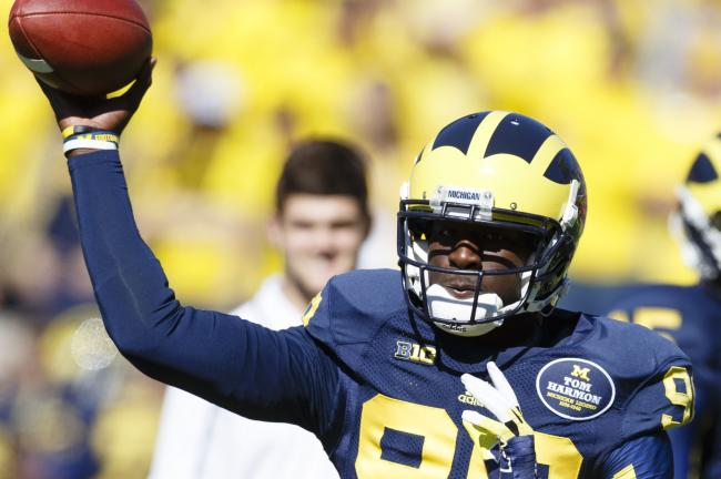 Michigan QB Devin Gardner