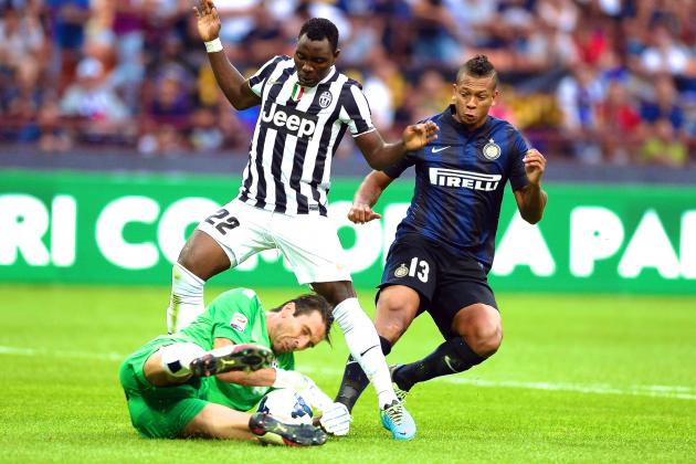 Inter Milan vs. Juventus: Score, Grades and Post-Match Reaction