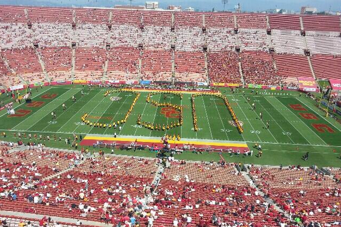 USC Coliseum Practically Empty Before Kickoff, Shows Fan Displeasure with Kiffin