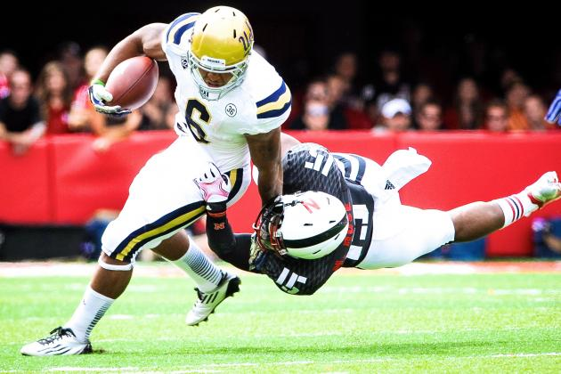 UCLA vs. Nebraska: Score, Grades and Analysis