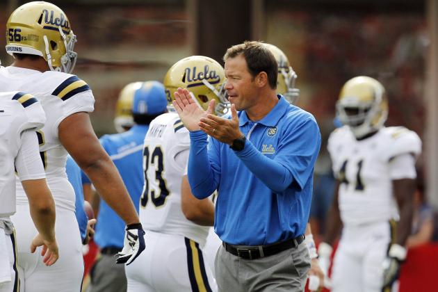 UCLA Football: Jim Mora's 2nd-Half Adjustments Prove He Is an Elite Coach
