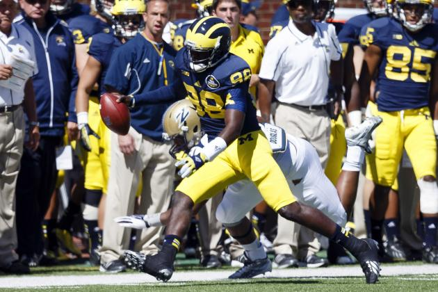 Michigan Football: How Upset Scare vs. Akron Will Impact Wolverines in Rankings