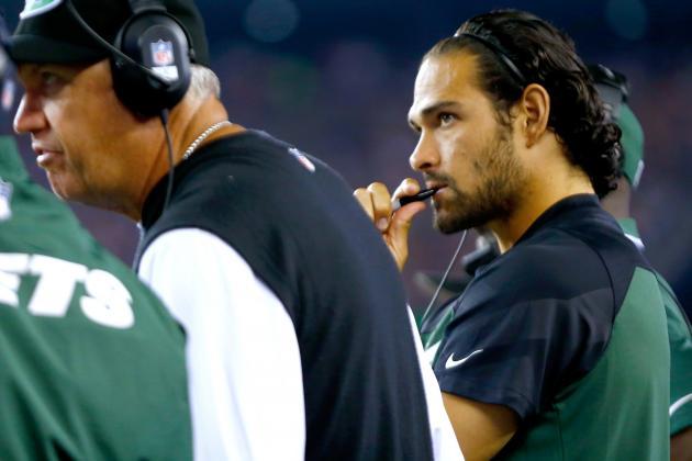 Mark Sanchez Placed on Injured Reserve-Designated to Return List by Jets