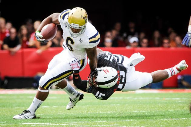 Nebraska vs. UCLA: Jekyll and Hyde Performance from Defense Dooms Huskers