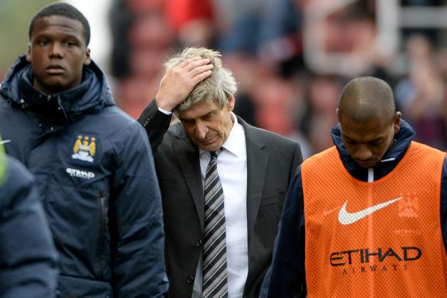 Did Manchester City Manager Manuel Pellegrini Get It Wrong Against Stoke?