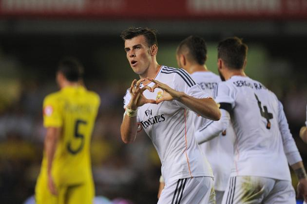 Bale Scores on Madrid Debut, but Ronaldo Looks a Shadow of His Usual Self
