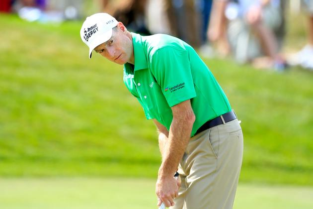 BMW Championship 2013 Leaderboard Day 3: Scores, Standings and Results