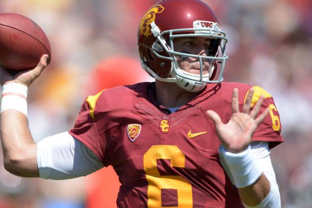 USC Dominates in 35-7 Victory over Boston College