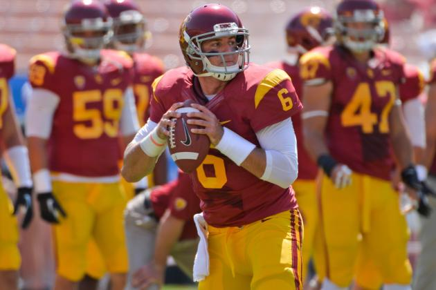 USC Trojans Offense Finally Comes Alive Under Cody Kessler vs. Boston College
