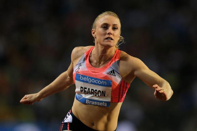 Great North City Games 2013: Sally Pearson Steals Show with Double Win