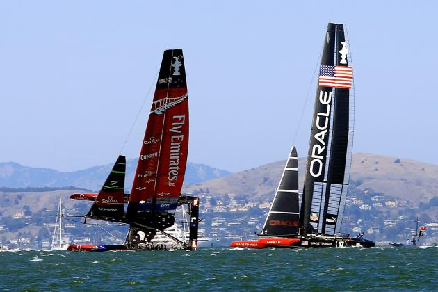 America's Cup Results: Updated Final Standings After Week 2