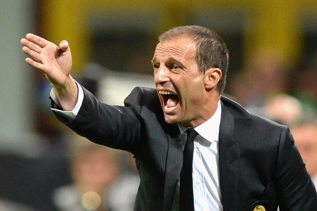 Allegri: 'Milan Not Good Enough'