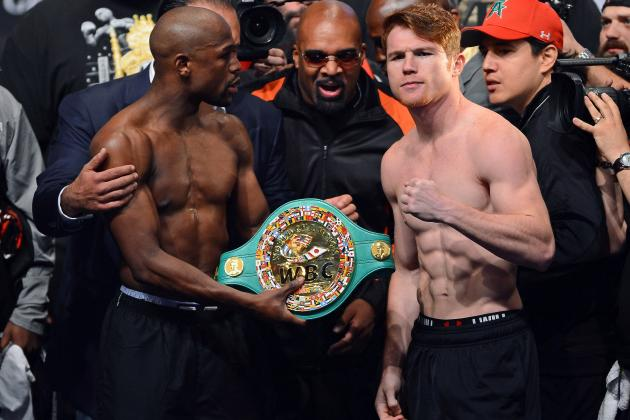 Mayweather vs. Canelo Odds: Betting on Fight to Go Distance Is Wise Choice