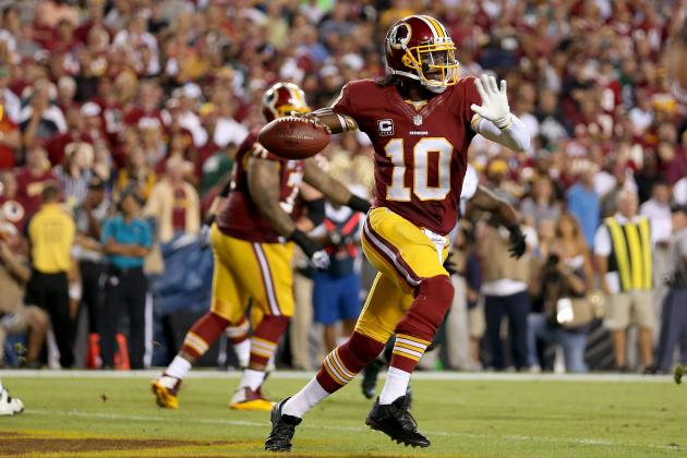 Robert Griffin III Will Bounce Back to Lead Redskins to Win vs. Packers