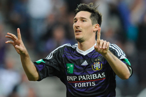 Kljestan Scores Again in Anderlecht's Rout of Mechelen